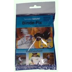 BINDE-FIX Schnürsenkel- Schnellverschluß weiß