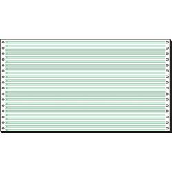 EDV-Papier 8x375mm mit Leselinien VE=2000 Blatt