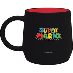 Becher Super Mario Becher schwarz (355 ml)