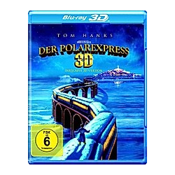 Der Polarexpress - 3D-Version - DVD  Filme