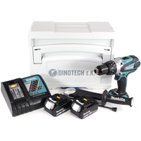 Makita DHP458RTJ inkl. Tanos Systainer