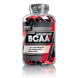 Frey Nutrition Anabolic BCAA, 250 Kapseln