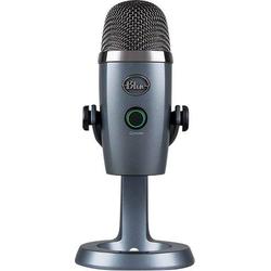 Blue Mikrofon Yeti Nano USB Mic - BLACK