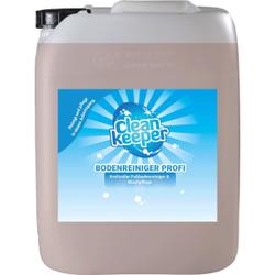 Cleankeeper Bodenreiniger Profi, Starker Fußbodenreiniger und Wischpflege auf Seifenbasis, 10,1 kg - Kanister