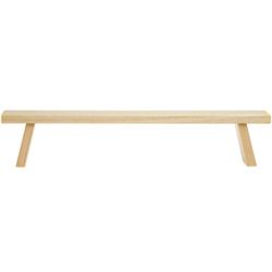 SIKORA Schwibbogen-Fensterbank B1 einfache Holz Schwibbogen Erhöhung L:60 cm