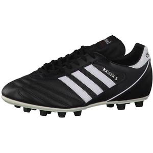 Adidas – Kaiser 5 Liga, Herren Fußballschuhe, Schwarz (Black/Running White Ftw), 48 2/3 EU (13 Herren UK)
