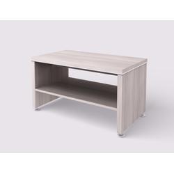 Konferenztisch wels, 900 x 500 x 500 mm, robinie hell