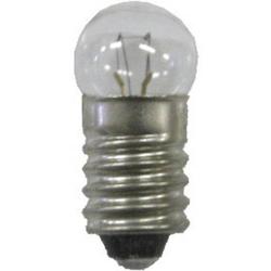 BELI-BECO 5018 Kugellampe, Fahrradlampe 2.50V 0.5W Klar