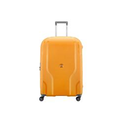 Delsey Trolley Clavel 4-Rollen-Trolley L 76 cm erw., 4 Rollen orange