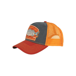 Stetson Baseball Cap Trucker-Cap Fishermen´s Bay