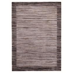 Orientteppich Award Nami, OCI DIE TEPPICHMARKE, rechteckig, Höhe 6 mm, handgeknüpft grau 200 cm x 250 cm x 6 mm