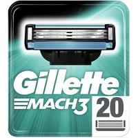 Gillette Rasierklingen Mach3 20 St.