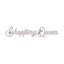 Cut-Out  Shopping Queen