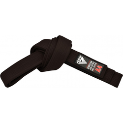 RDX 1N Jiu Jitsu Anzug Braun Gürtel (Größe: A4, Farbe: Braun)