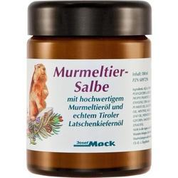 MURMELTIER SALBE