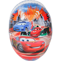 Nestler Aufbewahrungsbox Papp-Osterei Disney Cars, 18 cm rot