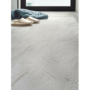 Click Vinylboden GreenLine Carrara Marmor weiß + Leiste & Dämmung für 19,99 €/m2