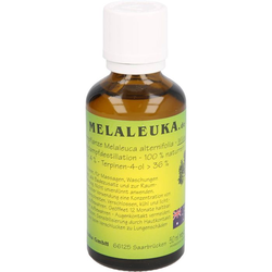 MELALEUKA Öl biologischer Anbau 50 ml