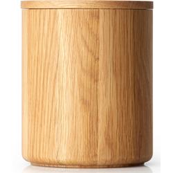 Continenta Aufbewahrungsdose, Eichenholz beige Küchenhelfer SOFORT LIEFERBARE Haushaltswaren Aufbewahrungsdose