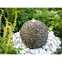 Ubbink Gartenbrunnen Trente, 34 cm Breite, Wasserbecken BxT: 68x68 cm