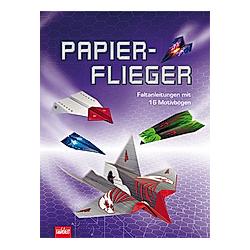 Papierflieger - Buch