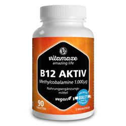 B12 AKTIV 1.000 µg vegan