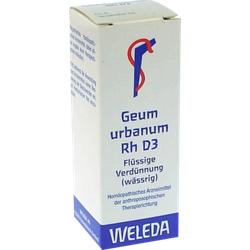 GEUM URBANUM RH D 3 Dilution 20 ml