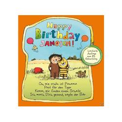 Janosch - Happy Birthday Janosch! (Sonderausgabe) (CD)
