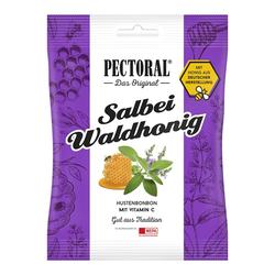 PECTORAL Salbei Waldhonig Bonbons