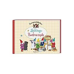 Zwergenstübchen Lieblings-Backrezepte  m. Klebeetiketten. Elke Schuster  Timo Schuster  - Buch