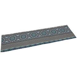 GO-DE Tischläufer Lara (1-tlg) blau