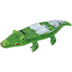 JOKA international Schwimmtier Aufblasbares Schwimmtier Krokodil