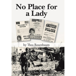 No Place for a Lady als Buch von Thea Rosenbaum