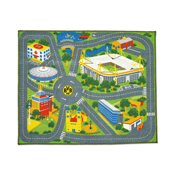 Teppich BVB-Spielteppich, Borussia Dortmund