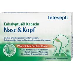 TETESEPT Eukalyptusöl Kapseln Nase & Kopf