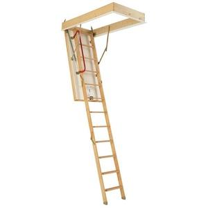 Dolle Bodentreppe Iso, für Geschosshöhen bis 285 cm