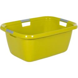 Wanne 55 -Easy-, Wäschewanne aus Kunststoff, kiwi