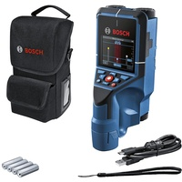 Bosch Professional Ortungsgerät D-Tect 200 C 0601081600 Ortungstiefe (max.) 200mm Geeignet für eis