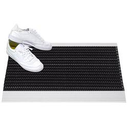 Hamat Fußmatte Outline anthrazit 40,0 x 60,0 cm