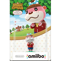 Nintendo amiibo Animal Crossing Collection