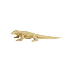 KARE Dekoobjekt Deko Figur Komodo Dragon Gold 167