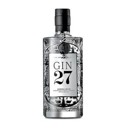Gin 27 Premium Appenzeller Dry Gin 0,7L (43% Vol.)