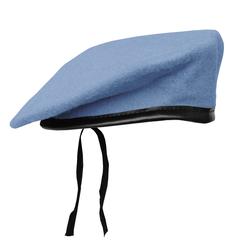 Mil-Tec Barett Typ BW un-blau, Größe 57