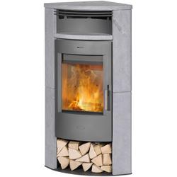 Fireplace Kaminofen Malta, 6.4 kW, Zeitbrand