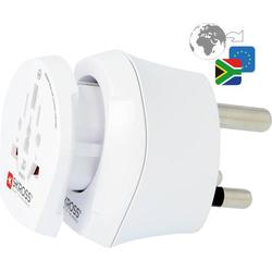 Skross 1.500202-E Reiseadapter CO W to SA