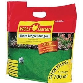 WOLF-Garten Rasen-Langzeitdünger LD 700 A 11,2 kg