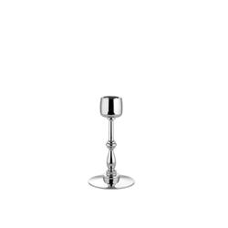 Alessi Kerzenhalter Kerzenständer silber 14 cm