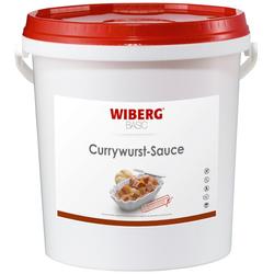 Currywurst Sauce BASIC 6kg - WIBERG
