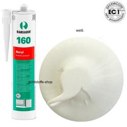 Ramsauer 160 Acryl weiß 1K Acryl Dichtstoff 310ml Kartusche
