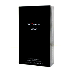 Kiton Kiton Black Eau de Toilette 125 ml